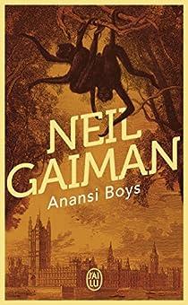 Anansi Boys par Gaiman
