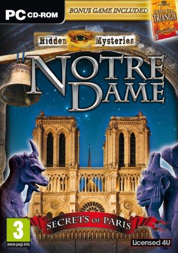 Hidden Mysteries Notre Dame - Secrets in Paris  (PC)
