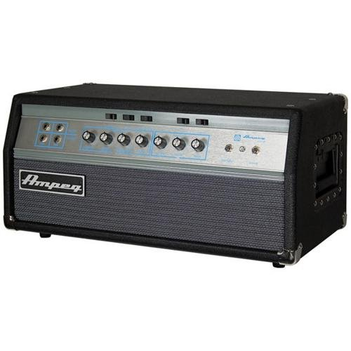 Ampeg SVTVR Classic Series Vintage Reissue Tube Bass Amplifier Head, 300 Watt
