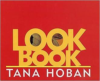 Look Book written by Tana Hoban