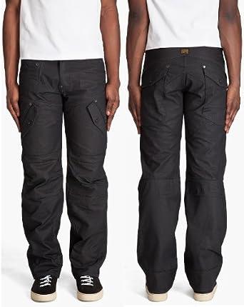 g star raw mens scuba 5620 loose brace denim jeans w28 l34 clothing. Black Bedroom Furniture Sets. Home Design Ideas