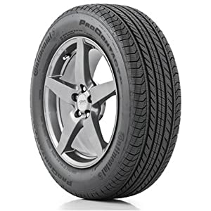 Continental ProContact GX Radial Tire - 245/45R19 102H