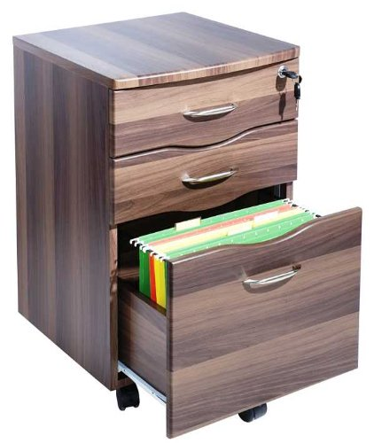 Piranha PC10w Three Drawer Filing Pedestal to match our range of desks