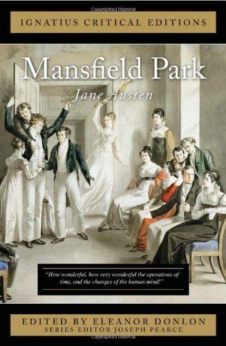 Mansfield Park (Ignatius Critical Editions)