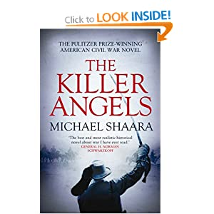 """killer angels by michael shaara essay More essay examples on history rubric truth be told, if a reader is looking for a historically accurate account of the battle of gettysburg, one of the bloodiest and certainly most pivotal battles of the american civil war, michael shaara's """"the killer angels"""" is not the best choice of works."""