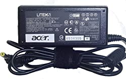 GENUINE ORIGINAL LAPTOP NOTEBOOK ADAPTER BATTERY CHARGER ACER 19V 3.42A 65W