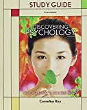 img - for Study Guide for Discovering Psychology book / textbook / text book