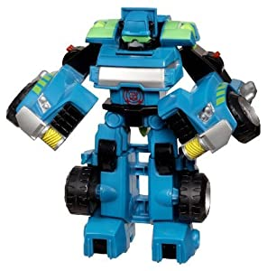 Playskool Heroes Transformers Rescue Bots Hoist The Tow-Bot Action Figure by Playskool