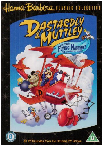 Dastardly And Muttley Complete Collection [DVD]