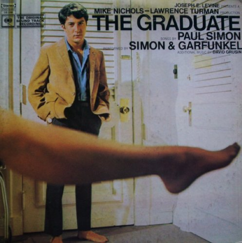 Paul Simon - The Graduate - Original Soundtrack - Zortam Music