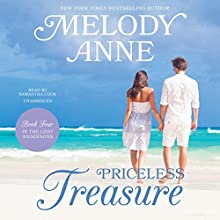 Priceless Treasure: The Lost Andersons, Book 4 Audiobook by Melody Anne Narrated by Samantha Cook
