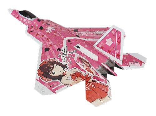 F-22 ラプター アイドルマスター 天海春香 (1/48 SP271)
