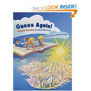 Guess Again!: Riddle Poems: Lillian Morrison, Christy Hale