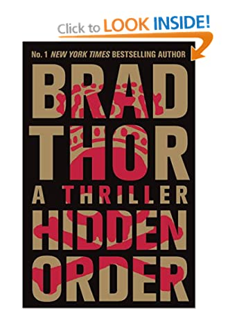 Hidden Order (Scott Harvath 12 - Brad Thor