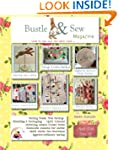 Bustle & Sew Magazine April 2014: Iss...