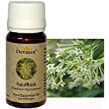 Devinez RaatRani, Sandalwood Essential Oil For Electric Diffusers/ Tealight Diffusers/ Reed Diffusers, 60ml Each
