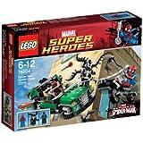LEGO Super Heroes - Marvel Spiderman: Persecución en la moto Araña (76004)