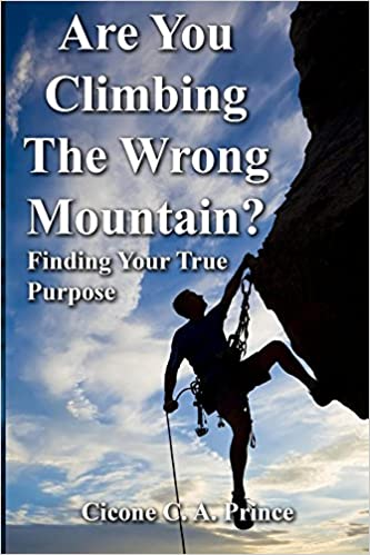 Are You Climbing The Wrong Mountain? by Cicone Prince