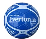 Everton ian Football Size 5 : Durable & Sturdy construction