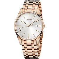 Calvin Klein K4N21646 Time Men's Quartz Watch (Rose Gold)