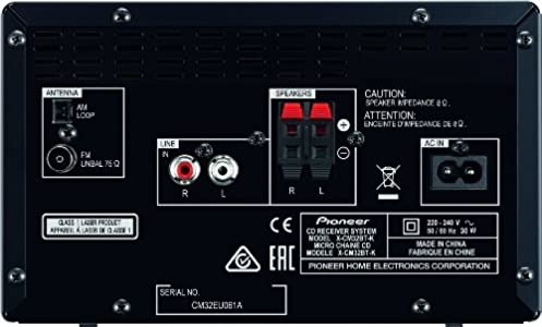 Where to find  Pioneer X-CM32BT-K 30W