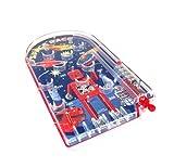 Retro Space Pinball Game