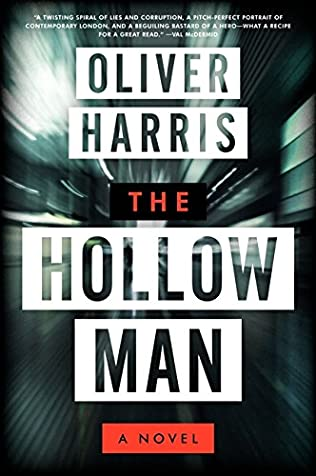 book cover of The Hollow Man