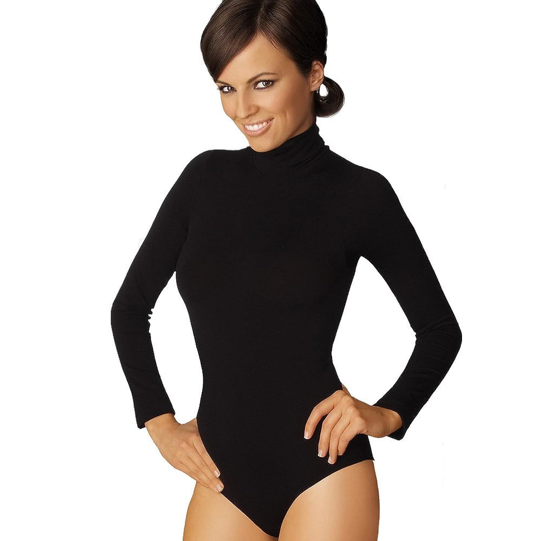 Gatta Damen Body langarm Rollkragen Body Bodysuit Body Golf