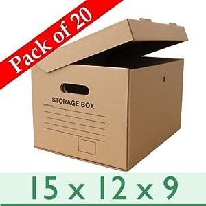 Simple Decorative Cardboard Drawer Storage Box 4 Drawer File Cabinets