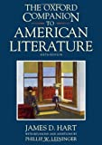 The Oxford Companion to American Literature (0195065484) by Leininger, Phillip