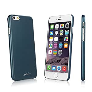 iPhone 6s Case, BoxWave® [Minimus Case] Slim Fit, Protective PolyCarbonate Cover for iPhone 6 / 6s (Hunter Green)