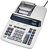 カシオ プリンター電卓 デスクタイプ 12桁 DR-T120-WE