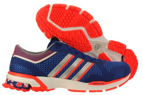 Mens Adidas Marathon Running Shoes Royal Blue Infrared