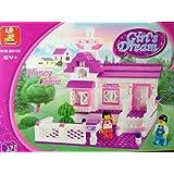 Sluban Girls Dream - Honey Cabin B0156
