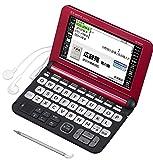カシオ 電子辞書 エクスワード 生活・教養モデル XD-K6700RD レッド コンテンツ140