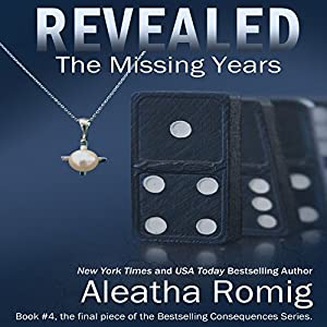Revealed: The Missing Years Audiobook