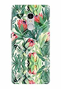 Noise Designer Printed Case / Cover for Xiaomi Redmi Note 4 / Nature / Plants Design