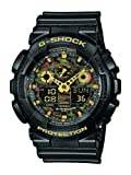 Casio G-Shock Camouflage GA-100CF-1A9ER Mens Chronograph Shock-resistent