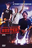 Busted: A Ticket For Everyone - Live [DVD] [2005]