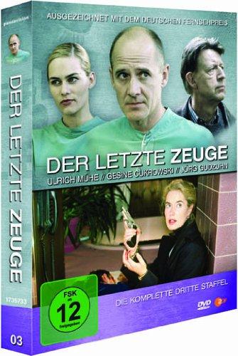 Der letzte Zeuge - Die komplette dritte Staffel (Softbox) [3 DVDs]
