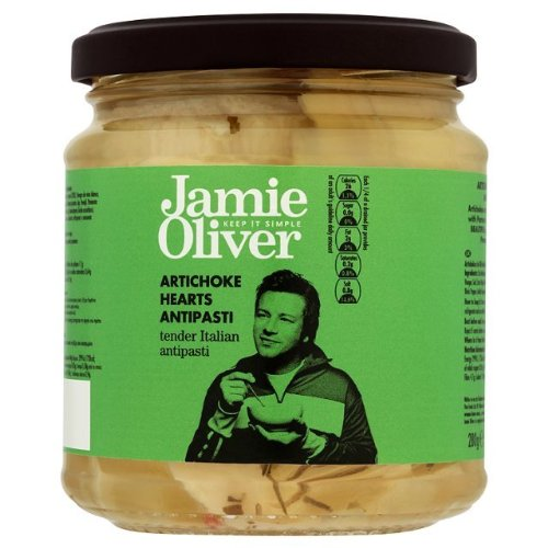 Jamie Oliver Antipasti Artischockenherzen 280g