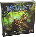 Descent Second Edition Expansion: The Trollfens