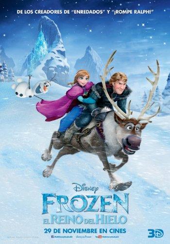 Frozen. El Reino del Hielo (3D + 2D) [Blu-ray]
