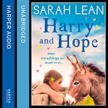 Harry and Hope (       UNABRIDGED) by Sarah Lean Narrated by Katy Sobey