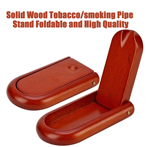 Scotte Bent green sandalwood 9mm filter tobacco pipe with 5