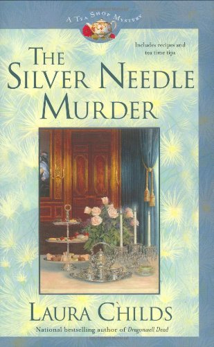 Image of The Silver Needle Murder (A Tea Shop Mystery)