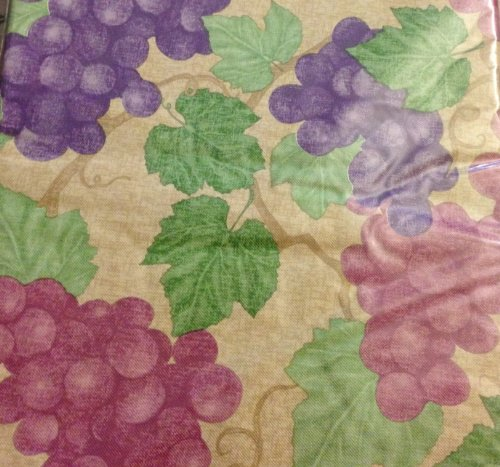 Fashion Vinyl Tablecloth 52