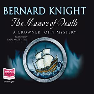 The Manor of Death | [Bernard Knight]