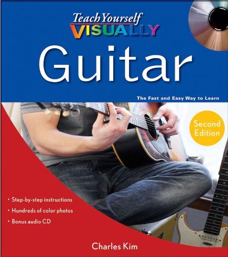 Teach Yourself VISUALLY Guitar (Teach Yourself VISUALLY Consumer)