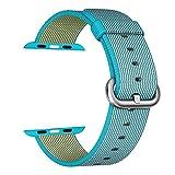 PUGO TOP Royal Apple Uhr Nylon Armband 38 mm für Sport iWatch verfügbar verschiedene Farben...